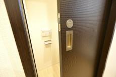 ライオンズマンション市ヶ谷 トイレ引き戸