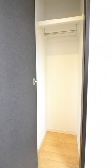 ライオンズマンション市ヶ谷 5.0帖洋室のクローゼット