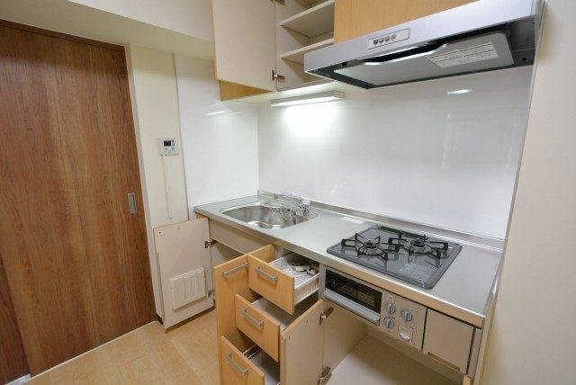 中野永谷マンション キッチン