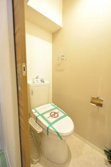 朝日目白台マンション トイレ
