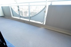 藤和シティホームズ高輪台 バルコニー