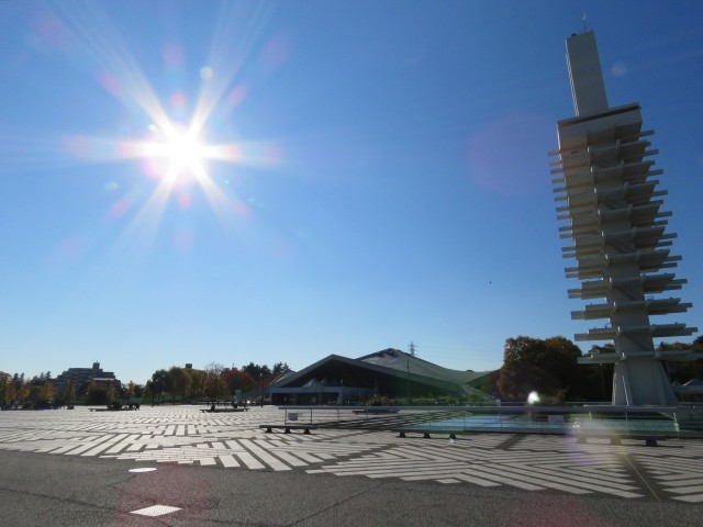 第一フォンタナ駒沢 駒沢オリンピック公園