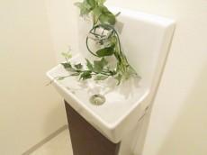 上馬ハイデンス トイレ手洗い場