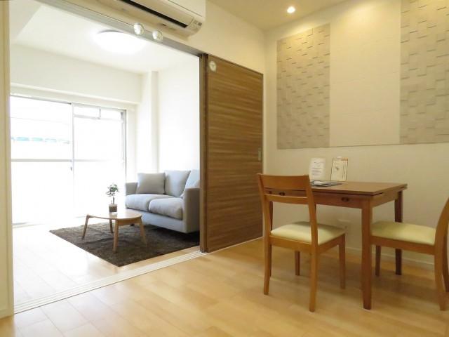 第一フォンタナ駒沢 LDK+洋室