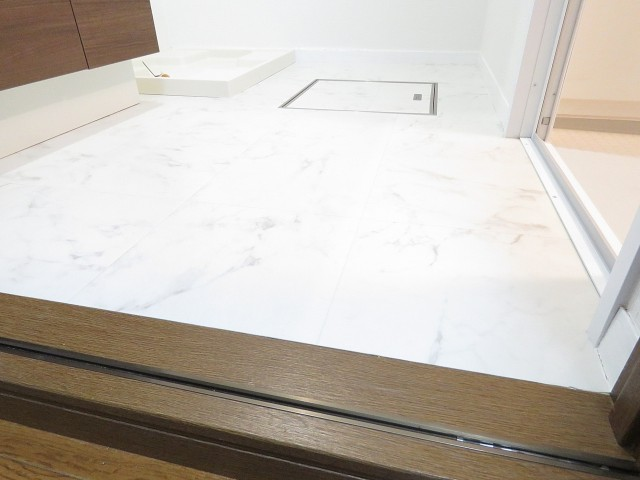 日商岩井大岡山第2マンション 洗面室