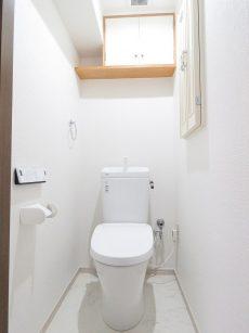 日商岩井大岡山第2マンション トイレ