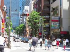シャトー赤坂 赤坂駅周辺
