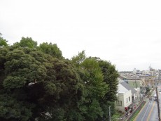 マコトパレス 南側バルコニー眺望