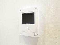 セブンスターマンション東山 TVモニター付きインターホン