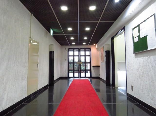 氷川アネックス2号館 エントランスホール