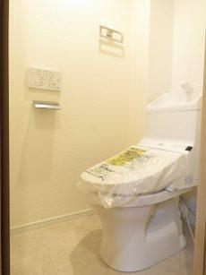 パーク・ハイム用賀 トイレ