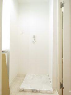 ライオンズマンション神楽坂第3 洗濯機置場