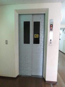 ライオンズマンション神楽坂第3 エレベーター