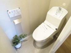 ダイアパレス戸越 トイレ