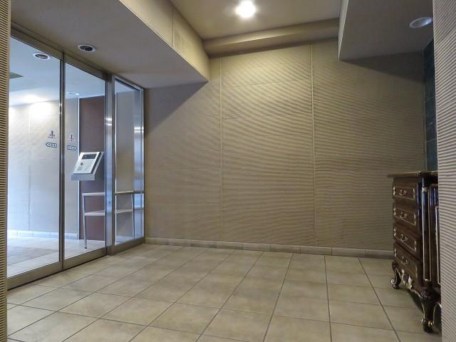 スタジオエアー白金 エントランスホール