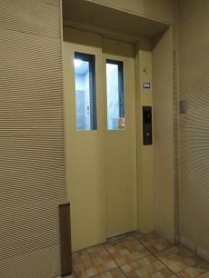 スタジオエアー白金 エレベーター