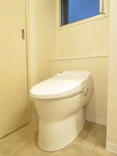 スタジオエアー白金 トイレ