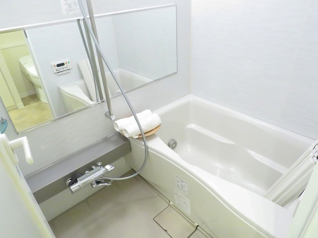 スタジオエアー白金 バスルーム