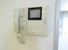 スタジオエアー白金 TVモニター付きインターホン