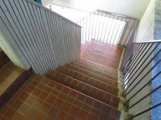 ダイアパレス戸越 共用階段