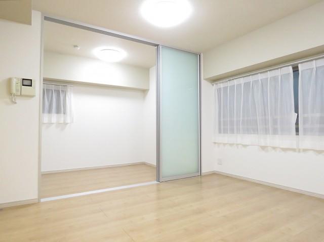 スタジオエアー白金 LDK+ベッドルーム