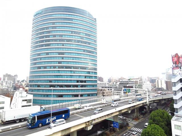 ライオンズマンション飯田橋 眺望