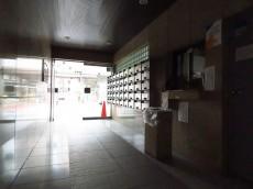 ライオンズマンション飯田橋 エントランスホール