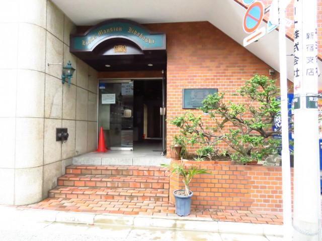 ライオンズマンション飯田橋 エントランス