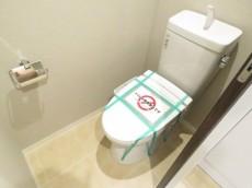 学芸コーポ トイレ
