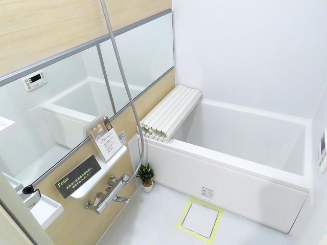 学芸コーポ バスルーム