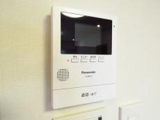 パークハイム用賀 TVモニター付きインターホン