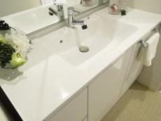 シティウインズ品川ガーデンコート 洗面化粧台