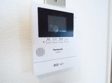 ルモン広尾 TVモニター付きインターホン