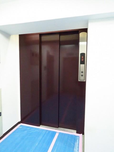 ルモン広尾 エレベーター
