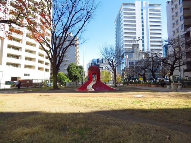 ルモン広尾 公園