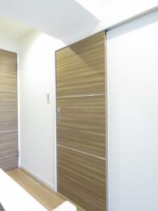 シャトレー代々木 洗面室扉