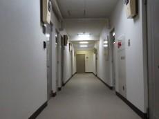 シャトレー代々木 共用廊下
