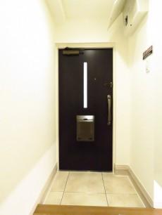 メゾン上野毛 玄関ホール