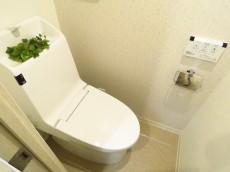 メゾン上野毛 トイレ