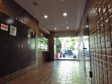 カルム第二赤坂 エントランスホール