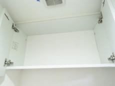 カルム第二赤坂 トイレ収納
