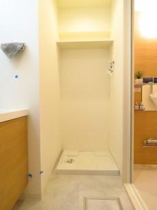 カルム第二赤坂 洗濯機置場