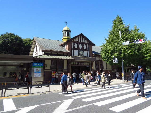 秀和第二神宮レジデンス 原宿駅
