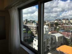 いづみハイツ芦花公園 窓