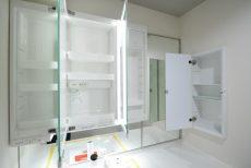 ブロードウェイ 洗面室