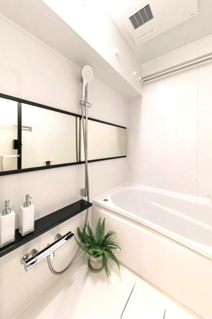ライオンズマンション市ヶ谷 浴室