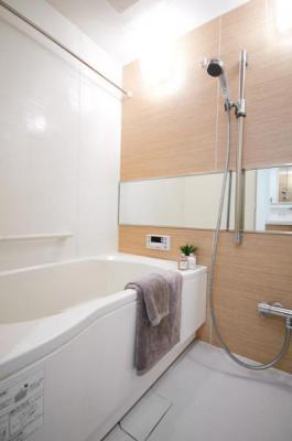 都立大イーストハイツ501 バスルーム