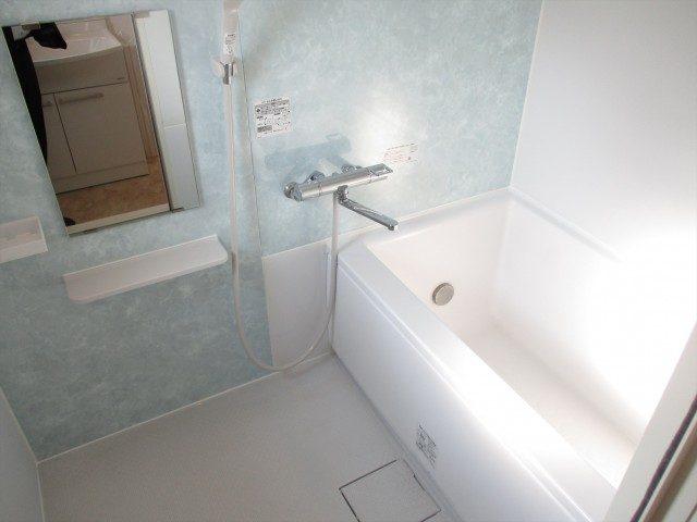 セレクトガーデン池袋 お風呂