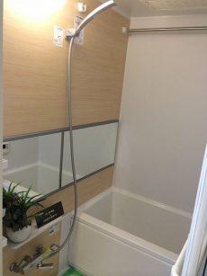 マンション市谷台202 バスルーム