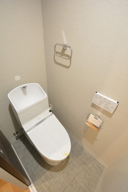 宏和マンション トイレ